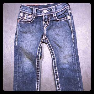 True Religion Kids Size 3 Jeans